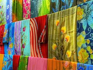 Batik und Handwerk an der Ostküste