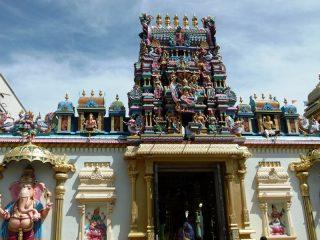 Indischer Tempel in Penang