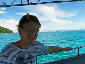 Mit dem Boot erreichen Sie ganz leicht Langkawi