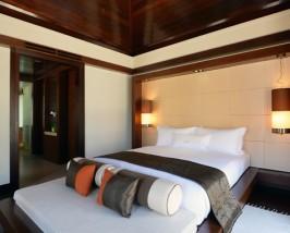 Zimmer im Resort auf Pulau Gaya