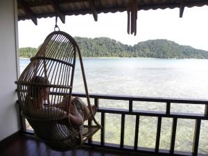 Tagträume im privaten Paradies auf Gem Island
