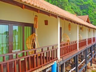Gem Island - Zimmer mit Balkon und Blick aufs Meer