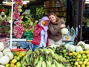 Marktbesuch in Kota Kinabalu - Start für Ihre Borneo Reisen in Sabah