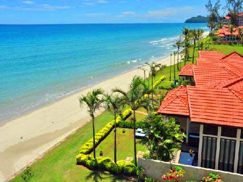 Ihr Hotel mit direkter Strandlage
