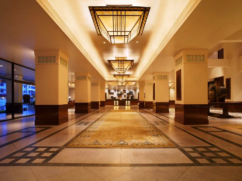 Hotel Lobby in Kota Kinabalu