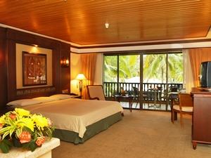 Gemütliche Zimmer im Strandhotel