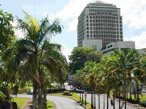 Komfort Hotel in Kuching