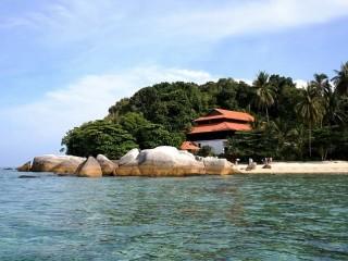 Reisen Malaysia - Ihr komfortables Resort auf Pulau Lang Tengah