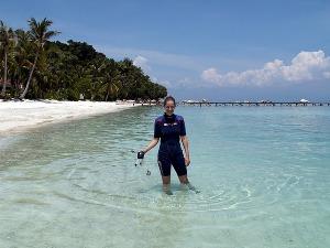 Schnorcheln und Tauchen auf Pulau Lang Tengah
