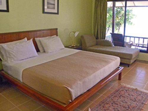Zimmer auf Pulau Lang Tengah