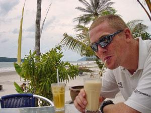 Cocktail auf Langkawi