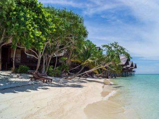Strand von Lankayan