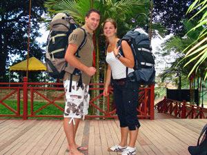 Mit dem Rucksack durch Malaysia