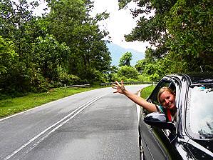 Mit dem Mietwagen durch Malaysia
