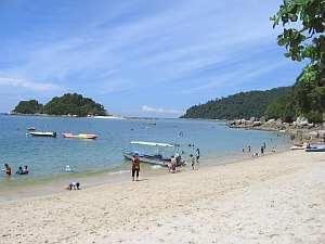 Entspannt auf Pulau Pangkor