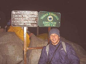 Borneo Reisebericht über die Besteigung des Mt. Kinabalu