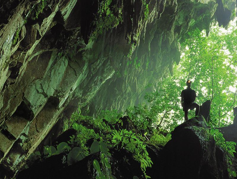Die Höhlen im Mulu Nationalpark