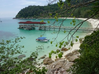 Weiterreise zu den Inseln an der Ostküste von Malaysia