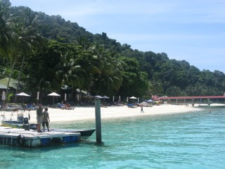Die Perhentian Islands sind perfekt, um in Malaysia Tauchen und Schnorcheln
