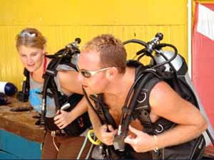 Tauchen lernen auf den Perhentian Islands