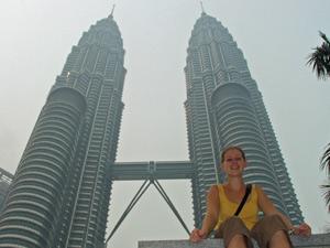 Petronas Towers von Kuala Lumpur