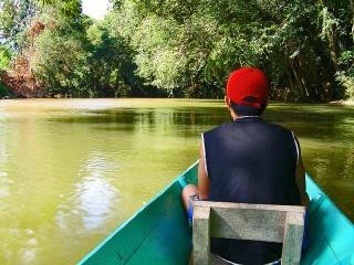 Bootstour zu den Iban
