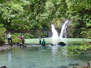 Tabin Wasserfall