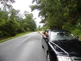 Mietwagenfahrt Malaysia