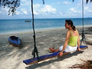 Nichts als Relaxen auf Pulau Besar