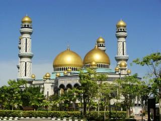Das Sultanat Brunei auf Borneo