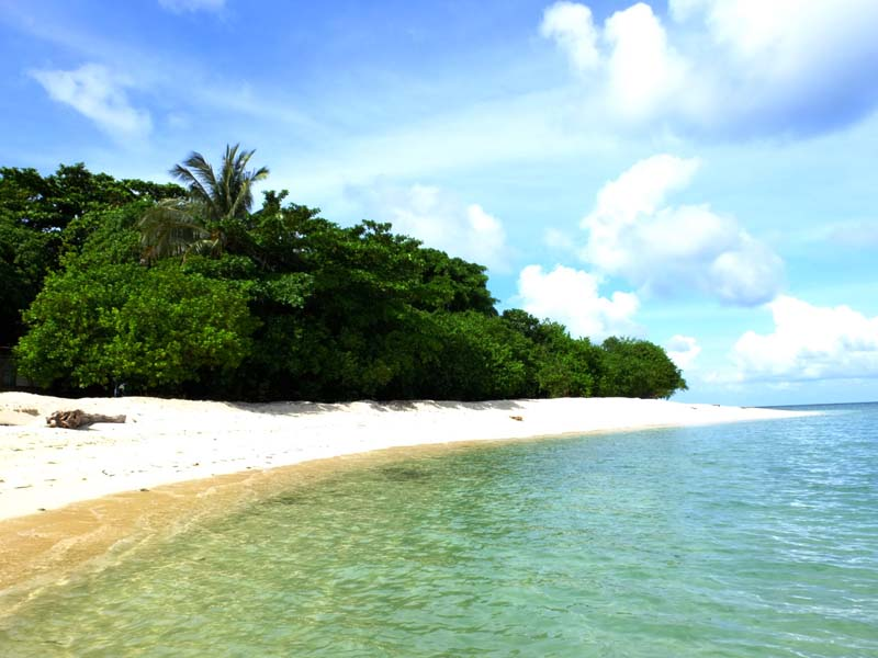 Malaysia Strandurlaub an weißen Sandstränden der Perhentian Islands
