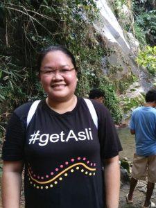 Mitarbeiterin unserer Partneragentur Malaysia