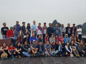 Partneragentur auf Borneo
