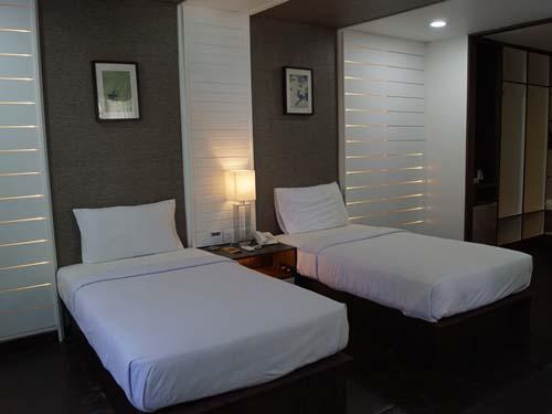 Eines der Zimmer auf den Perhentian Islands