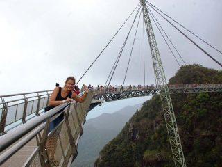 Sky-Bridge auf Langkawi