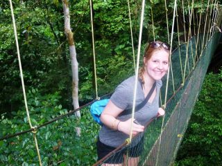 Canopy Walk im Mulu Nationalpark