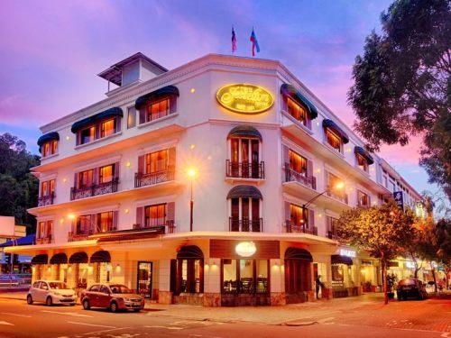 Außenansicht Ihres Hotels in der Stadt