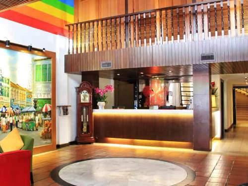 Hotel in Kuala Lumpur China Town