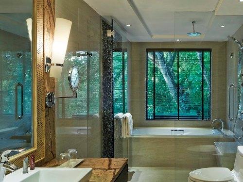 Das Bad in Ihrem Zimmer
