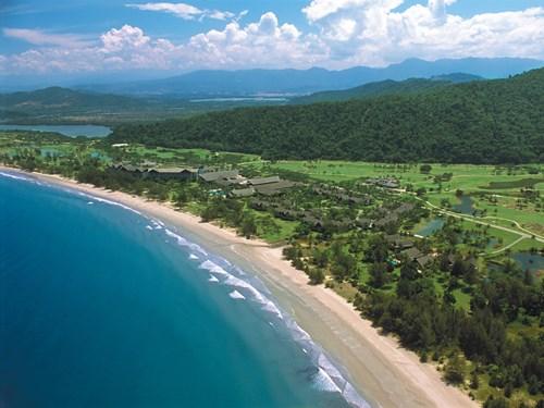 Ihr Hotel liegt direkt am Strand