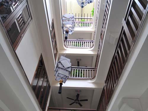 Der Innenhof Ihres Hotels