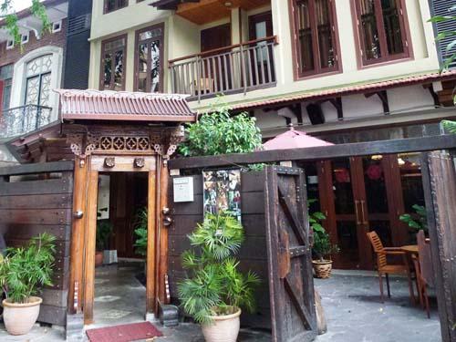 Ihr Boutique Hotel in Kuala Lumpur