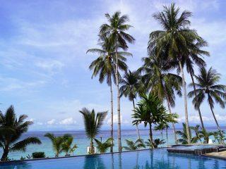 Pool auf Lang Tengah