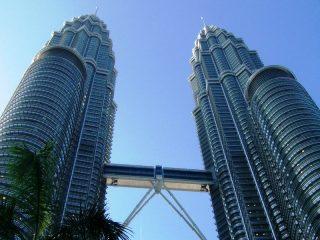 Petrona Twin Tower in Kuala Lumpur