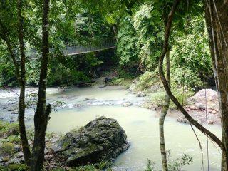 Wanderung durch den Tabin Nationalpark