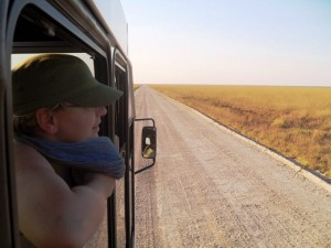 Allradtour zum Etosha