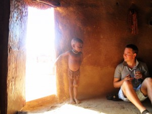zu besuch bei den himba in namibia