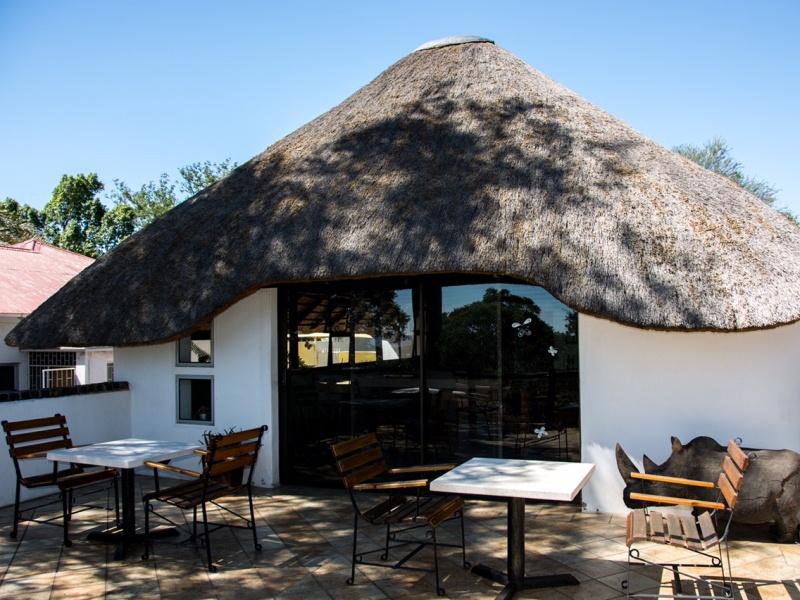 Windhoek Namibia Gästehaus Unterkunft Frühstück