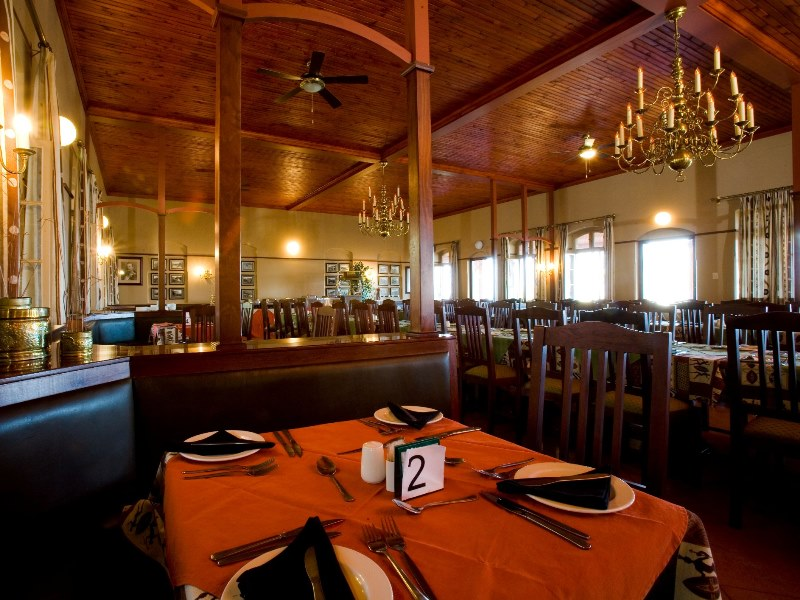 Waterberg Camp Nationalpark Restaurant