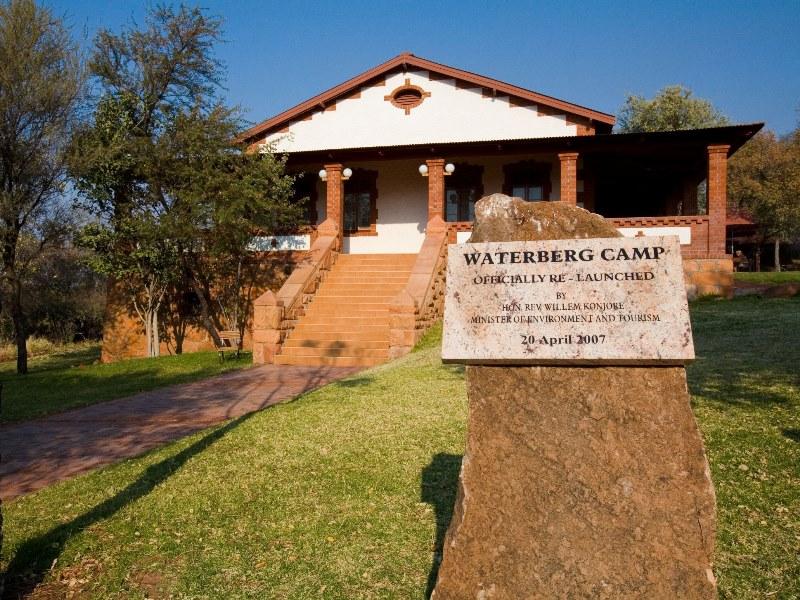 Waterberg Nationalpark Camp Unterkunft Namibia